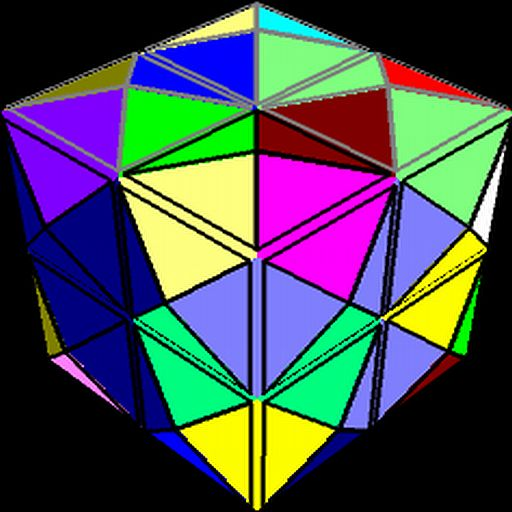 Color Puzzle 3D app icon