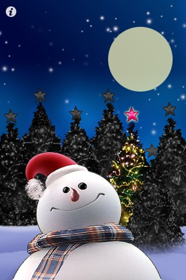 Screenshot Happy Snowman