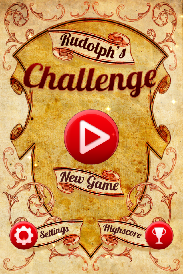 Screenshot Rudolph's Challenge